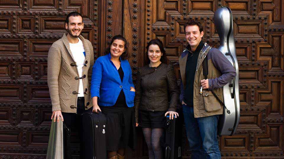 El Cuarteto Goya interpretará un repertorio basado en la obra de Boccherini