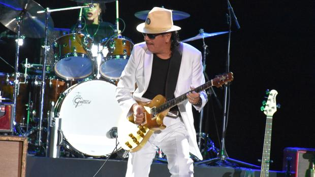 Carlos Santana en Starlite