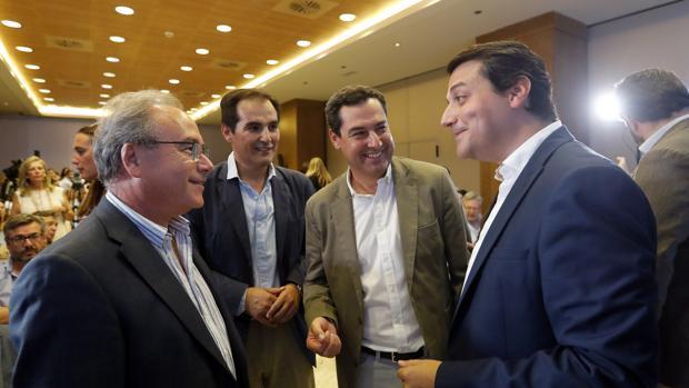 Presentación de la plataforma electoral fiscal del PP para los próximo cuatro años