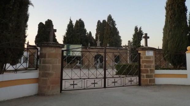 Cementerio de San Ginés, de Úbeda
