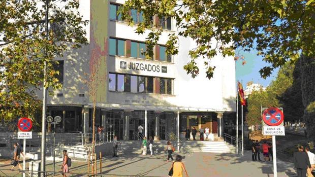 Juzgado de primera instancia 21 de Madrid