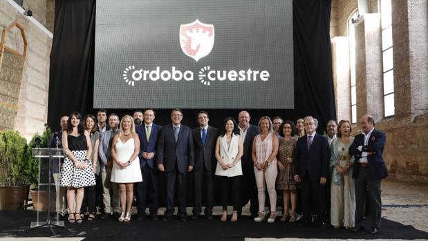 Presentación del proyecto de Córdoba Ecuestre para Caballerizas Reales