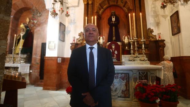 Benito Fernández, nuevo hermano mayor de Medinaceli