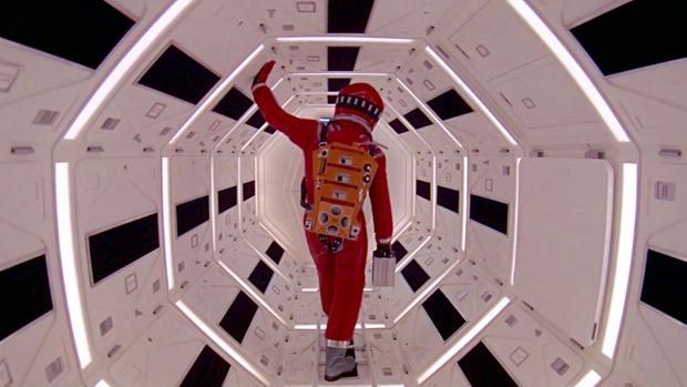 Escena de «2001: Odisea en el espacio»