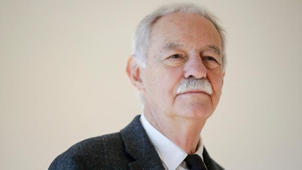 El escritor Eduardo Mendoza, premio Cervantes 2016