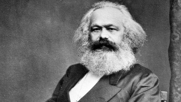 El filósofo alemán Karl Marx