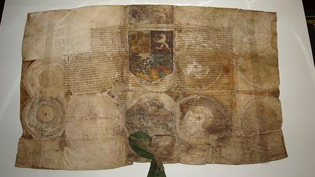 La Real Provisión Original que los Reyes Católicos otorgaron a Colón