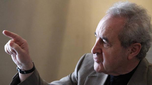El escritor británico John Banville (Benjamin Black)