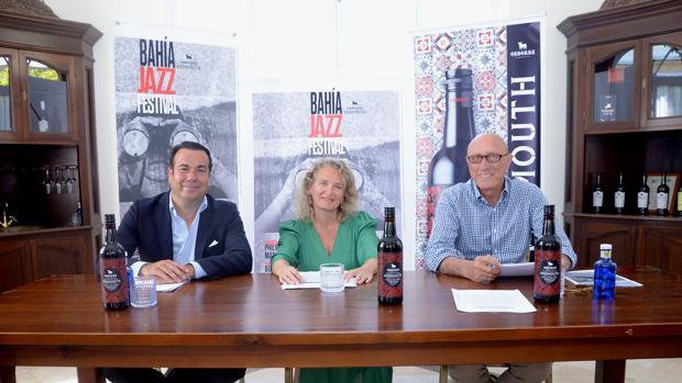 Lola Campos, Iván Llanza y Antonio Ahúcha han presentado este martes la XII edición.