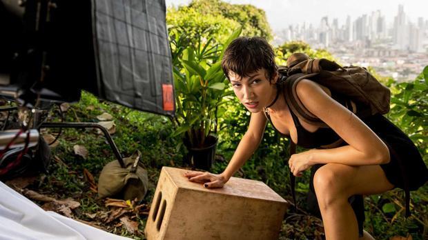 Úrsula Corberó en «La casa de papel»