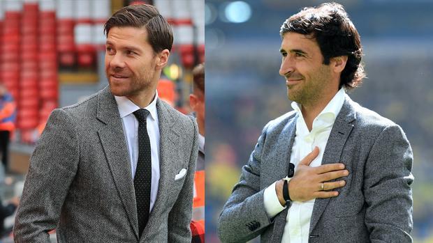 Xabi Alonso y Raúl, entrenadores de «La Fábrica» la próxima temporada