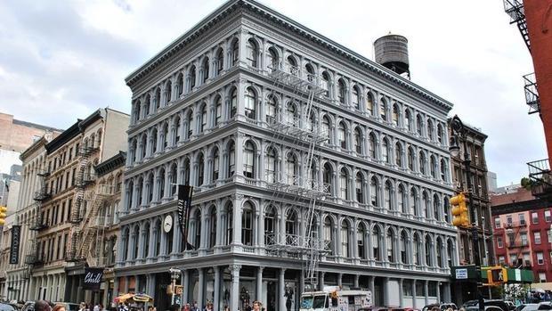 Edificio Haughwout en Nueva York