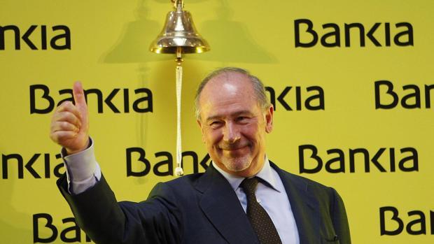 Salida a Bolsa de Bankia en 2011