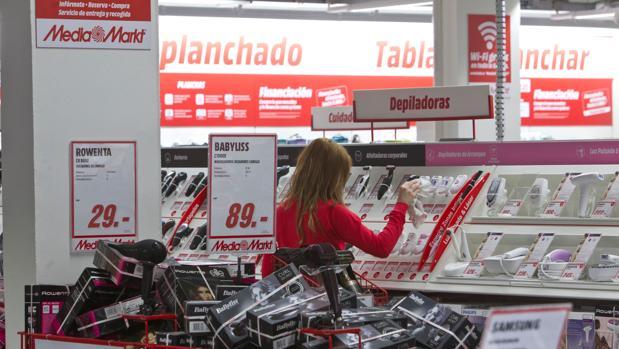 Apertura de Media Markt en Valencia