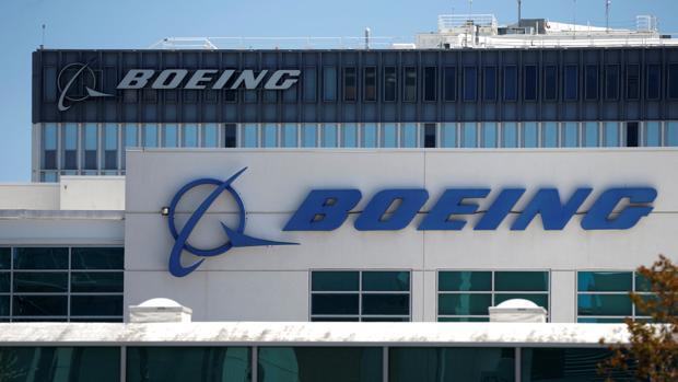 Fábrica de Boeing en Los Angeles