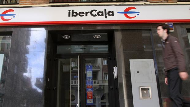 Sucursal de Ibercaja en Sevilla