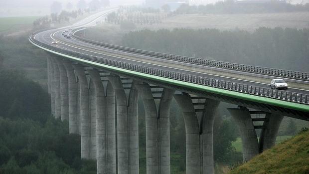 Autopista de Sanef, filial de Abertis en Francia