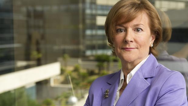 Rosalía Portela accedió a la presidencia hace menos de diez meses