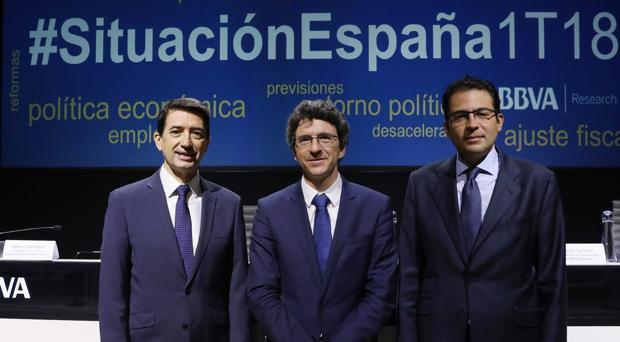 Presentación del informe «Situación España»