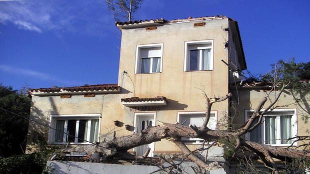 Los daños ligados a incidencias climatológicas como temporales han aumentado en los últimos años