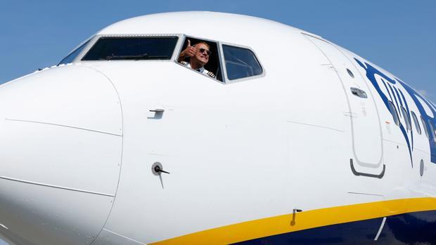 Ryanair ha enviado una carta al sindicato Sepla el pasado lunes en la que abría la puerta a negociar un convenio colectivo