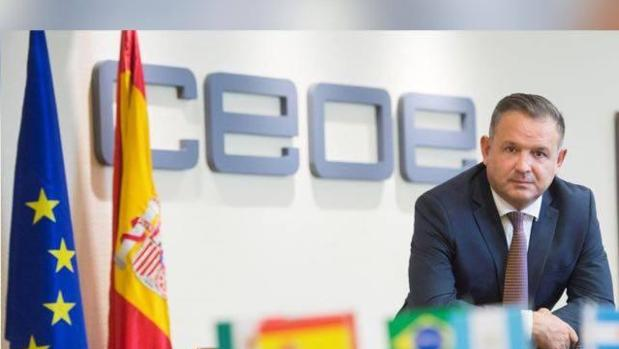 Narciso Casado, director general de CEOE Internacional