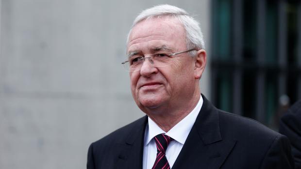 Martin Winterkorn, ex director general de Volkswagen