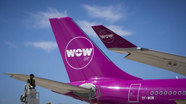 La aerolínea islandesa volaba desde Reikiavik a cuatro ciudades españolas: Alicante, Barcelona, Gran Canaria y Tenerife-