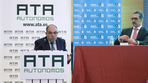 Para el presidente de la Federación Nacional de Asociaciones de Trabajadores Autónomos (ATA), Lorenzo Amor, «no hay nada que celebrar»