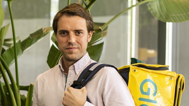 Diego Nouet , nuevo director general de Glovo en España y Portugal