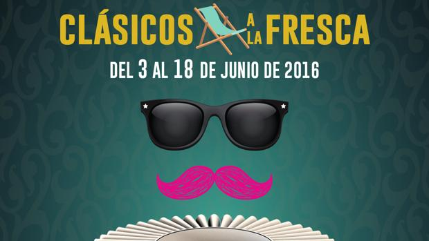 «Cartel del Festival Clásicos a la Fresca»