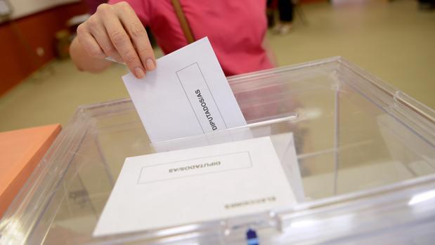 Imagen de archivo de las pasadas elecciones del 26 de junio