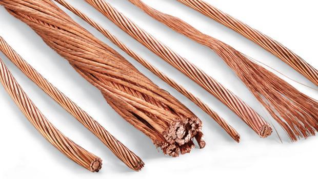 El cobre es un metal cotizado y, por ello, objeto de frecuentes robos