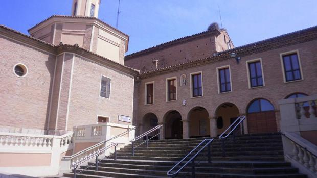 Convento de San Francisco de Tarazona, donde Cisneros fue consagrado arzobispo de Toledo