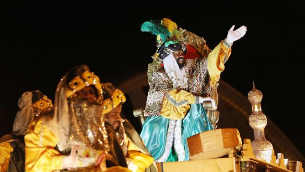 Imagen de la Cabalgata de Reyes de Valencia del pasado año