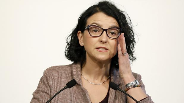 Eva Granados, portavoz del PSC