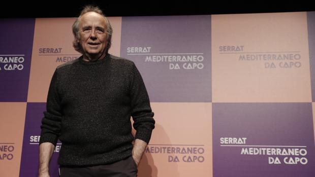 Serrat será uno de los cantantes que pasará por el ciclo «Nuestras voces» del VIII centenario de la USAL