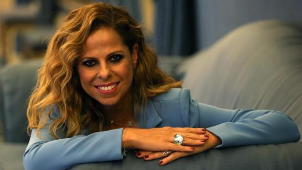 La cantante sevillana Pastora Soler