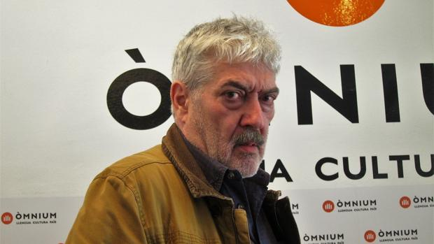 Quim Monzó, fotografiado este miércoles en Barcelona