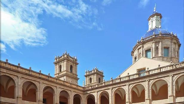 Imatge de la Biblioteca Valenciana