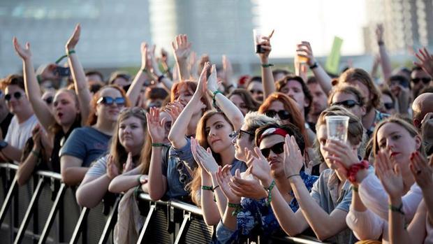 El festival de música electrónica DGTL llega a Barcelona