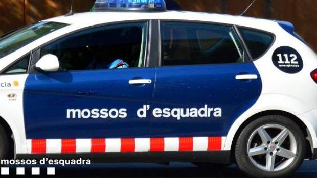 Un coche de los Mossos d'Esquadra, en una foto de archivo