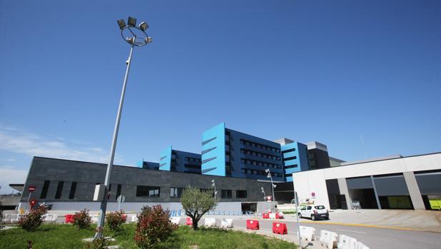 Vista exterior del hospital Álvaro Cunqueiro de Vigo