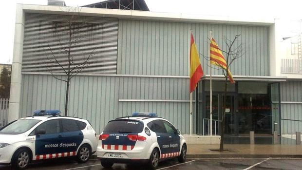Comisaría de los Mossos en Viladecans