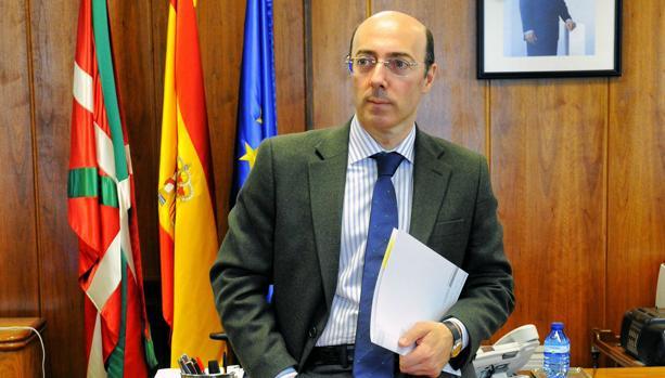 Carlos Urquijo, exdelegado del Gobierno en el País Vasco