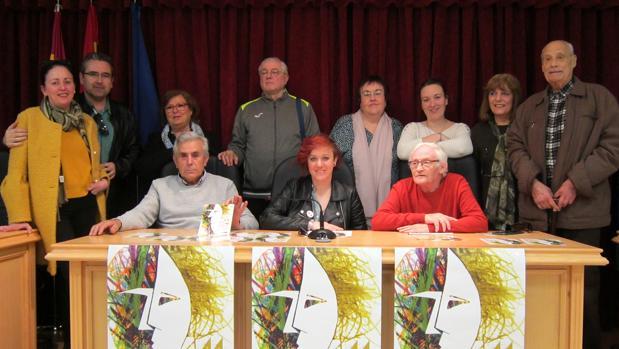 Presentación de la próxima edición del Festival de Teatro villacañero