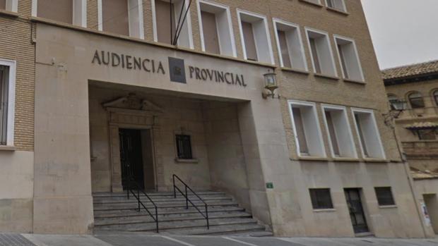 La sentencia ha sido dictada por la Audiencia Provincial de Huesca (en la imagen)