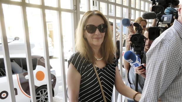 Imagen de archivo de la abogada valenciana María José Carrascosa