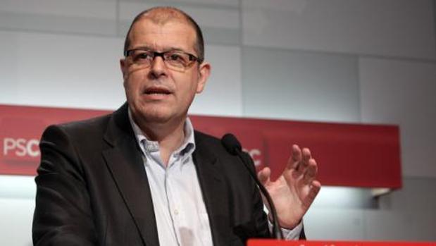 El ex secretario de Organización y diputado del PSC en el Congreso José Zaragoza