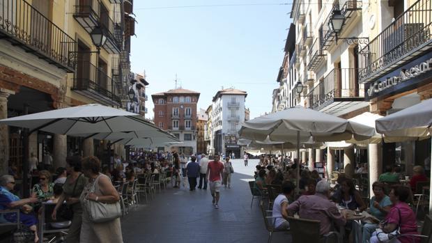 El turismo se ha consolidado como uno de los grandes motores económicos de la capital turolense